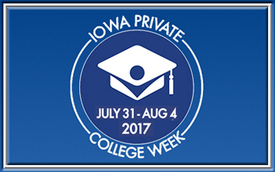 Iowa Private College Week 2017