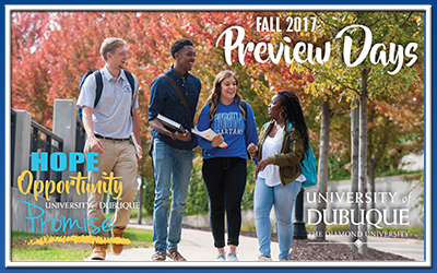 Fall 2017 Preview Days