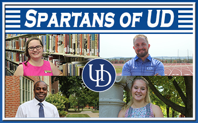 Spartans of UD for homepage (400x250 px)