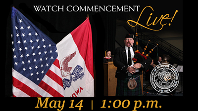 Watch Commencement LIVE (400x225 px)