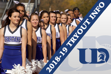 Cheerleading Tryouts 2018-19