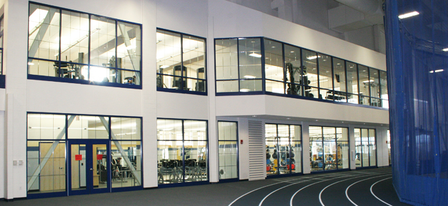 Chlapaty Rec Amp Wellness Center