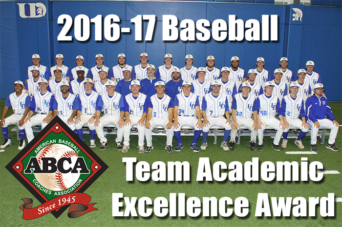 2017 baseball ABCA Academic