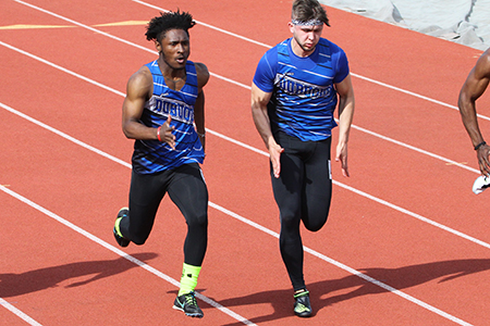 Olympic amateur track country roster