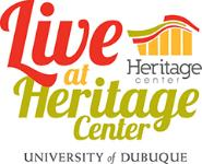 Live at Heritage Center - Calendar sized