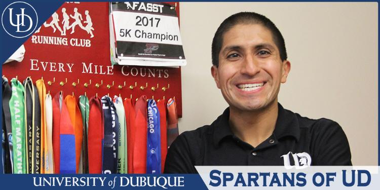 Spartans of UD: Jose Escoriza