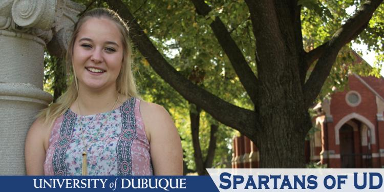 Spartans of UD - Marissa Joers