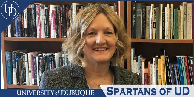 Spartans of UD: Annalee Ward