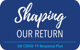 Shaping Our Return homepage