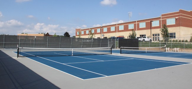 Frank Farber Tennis Courts