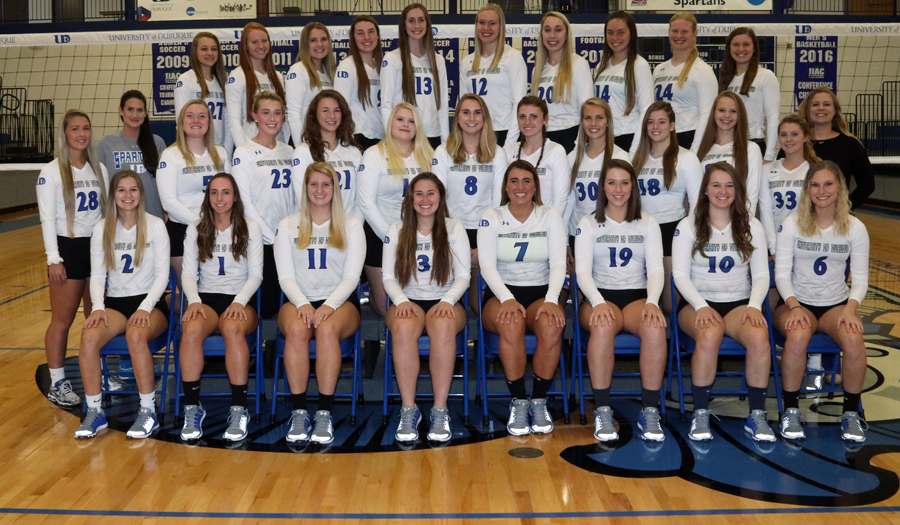 2017 vb team pic