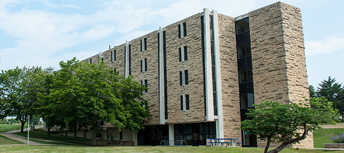 Donnell Hall - Wide