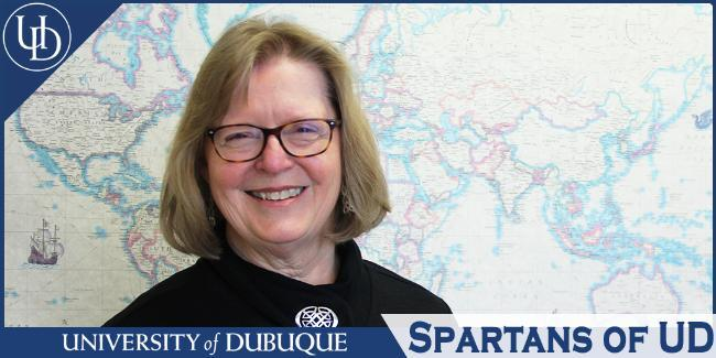 Phyllis Garfield - Spartans of UD