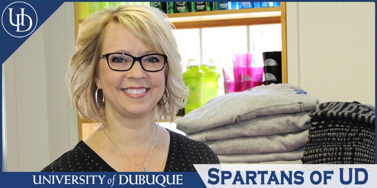 Spartans of UD: Margo Ketels