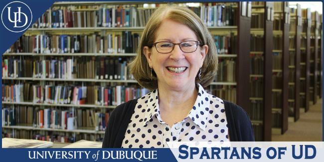 Mary Anne Knefel Spartans of UD