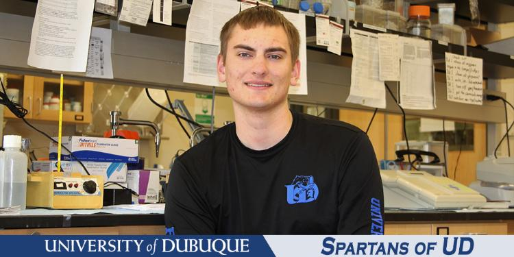 Spartans of UD - Tom Scroggs