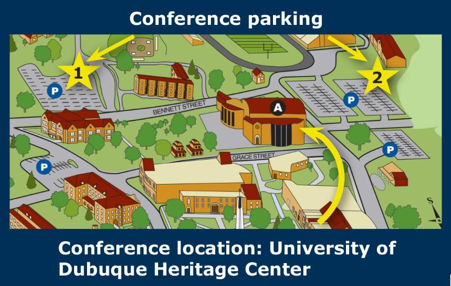 university of dubuque campus map Hotel And Travel university of dubuque campus map